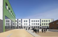 Mayfield School in Kent was delivered to BIM Level 2 by Ramboll. Image: Hufton+Crow