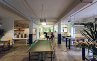 The venue for the hackathon is The Whisky Bond, Glasgow