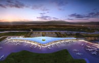 Rendering of Tocumen Airport, Panama