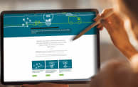 Image: Wates' innovation network portal