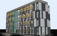How a school produced by the Seismic consortium could look (Image: The McAvoy Group)