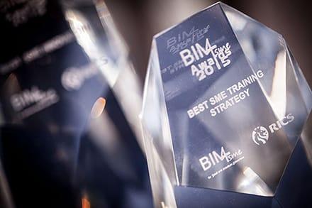 SpecifiedBy won the BIM4SME Innovation Award
