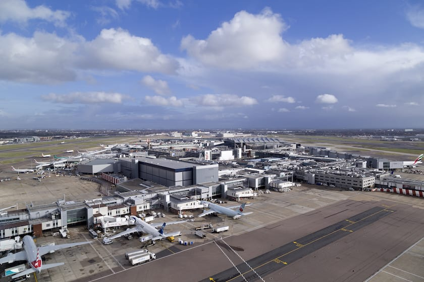 Atkins and nPlan will partner on projects like Heathrow