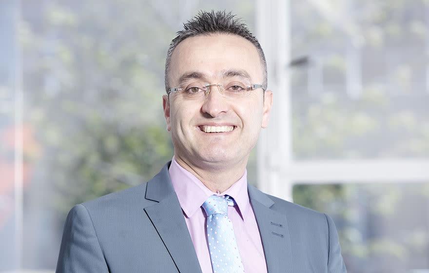 Image: Associate professor Mohamad Kassem (Northumbria University)