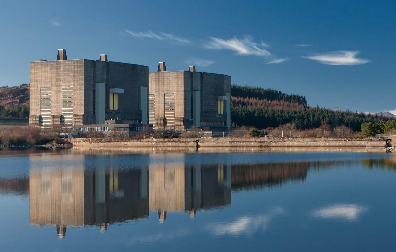 Main image: Magnox's Trawsfynydd reactor site in Gwynedd; 54931224 © Rory Trappe   Dreamstime.com