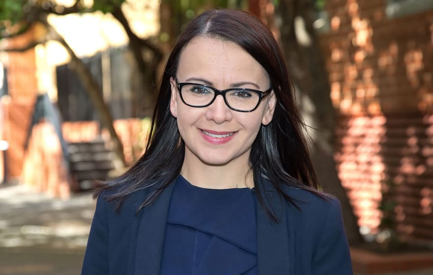 Digital Node director and founder Rebecca DeCicco