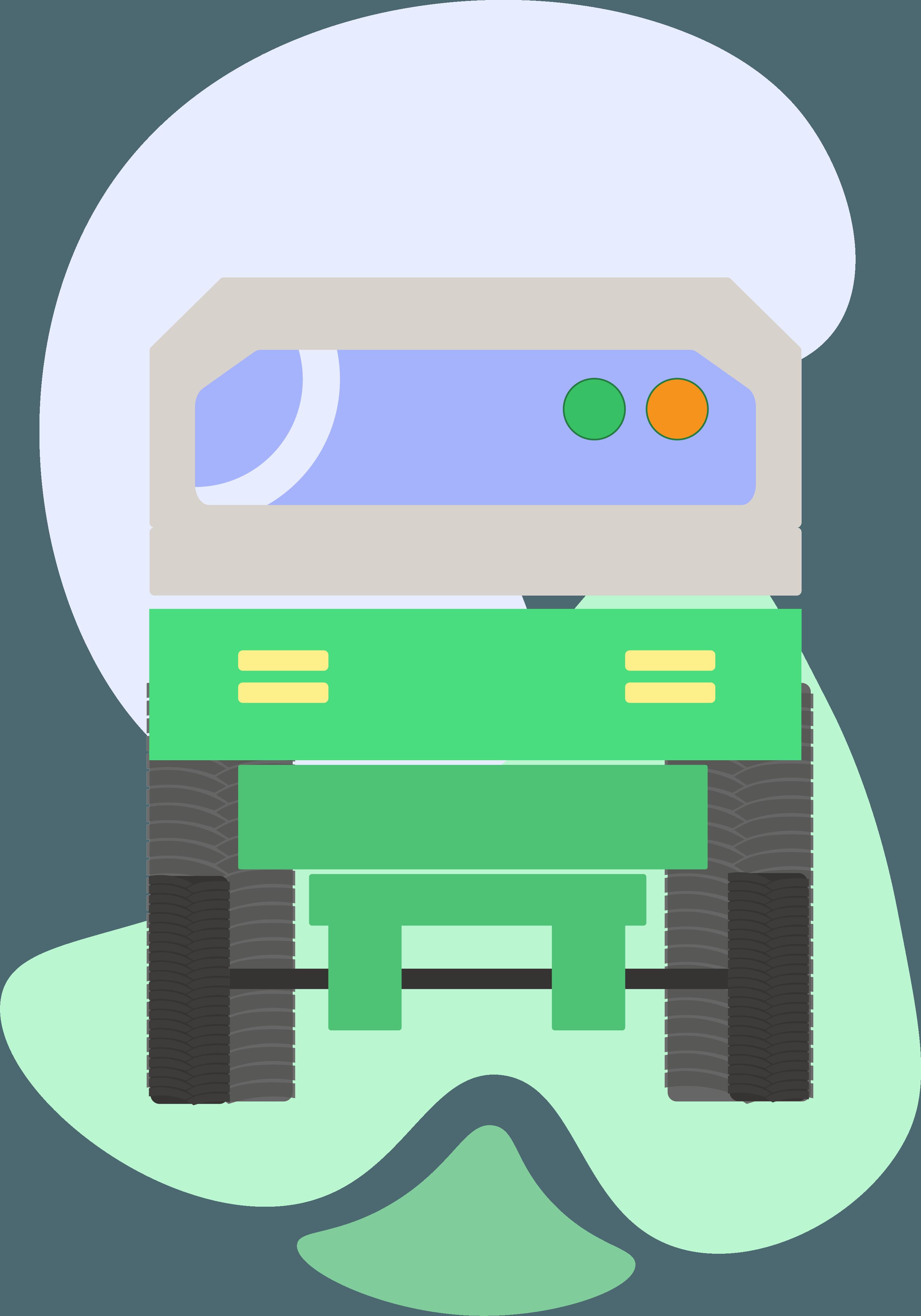 Semi autonomous rover