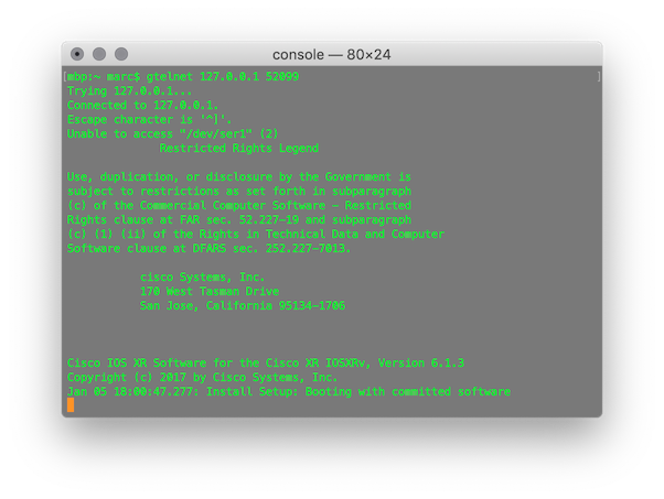 Binary Nature: Install and configure GNS3 with TunTap on the Mac