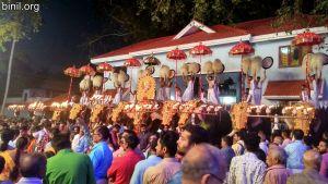 Arattupuzha Tharakkal Pooram 2019