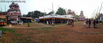 Sree Vada Kurumba Kavu Devi Temple, Thiroor, Thrissur - Revathi Vela by Pottore Desam