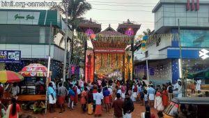 Thiruvanikkavu Bhagavathy Temple Ollukkara