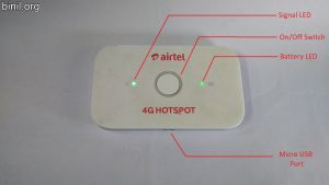 Airtel 4G HotSpot Long Term Comprehensive Review