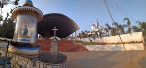 Our Lady of Grace Church or Prasadavaranatha Palli Aloor