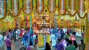 Paramekkavu Bagavathi Temple Vela - Koorkenchery Desapattu on 31st Dec 2019