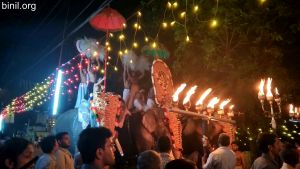 Thiruvambadi Sri Krishna Temple Vela - Pillerpattu by Vadakke Angadi Desam on 9th Jan 2020