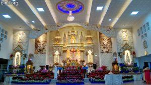St. Antony's Church Mannuthy Thirunal 2020
