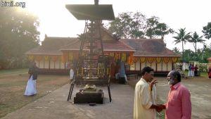 Varakkara Bhagavathi Temple, Thrissur, Kerala, India