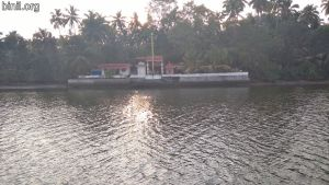 Chettuva Backwater in Thrissur