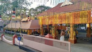 Kuttankulangara Sree Mahavishnu Temple