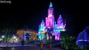 Sacred Heart Church, Nadathara, Thrissur Thirunal 2020