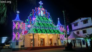 St. Sebastian's Catholic Church, Nellankara, Thrissur Thirunal 2020