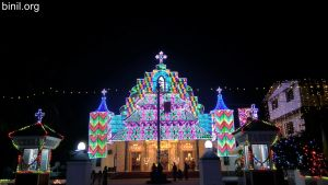 St. Sebastian's Catholic Church, Nellankara, Thrissur Thirunal 2020
