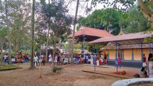 Anchery Kavu Bhadrakali Temple, Thrissur - Makara Bharani Vela Agosham 2020