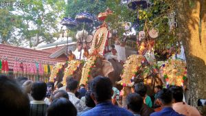Manalarkavu Devi Temple Vela 2020