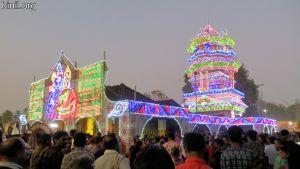 Machad Thiruvanikavu Temple Mamangam