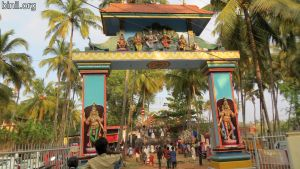 Thiruthoor Sree Mahadeva Temple Anchery