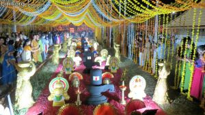 Shivaratri Festival at Vadakkunnathan Temple 2020