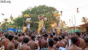 Valarkavu Sree Durga Bhagavathi Temple Pooram 2020