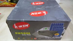 K-Win Sunsol Solar PCU 1000 Review