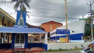 St.Theresa's Ship Church, Eravu