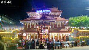 Thiruvambadi Sri Krishna Temple Vela on 10th and 11th Jan 2021