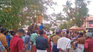 Valarkavu Sree Durga Bhagavathi Temple Pooram 2021