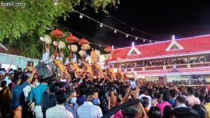 Arattupuzha Tharakkal Pooram 2021