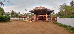 Kurumalikkavu Bhagavathy Temple, Pudukad