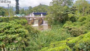 Munnar Headworks Dam