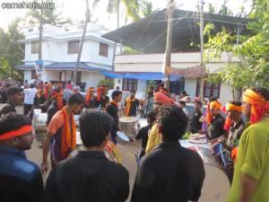Thrissur Nettissery Kummatti 2015