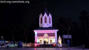 St. Mathews Church, Palakkal, Thrissur during Thirunal on 2nd Feb 2019