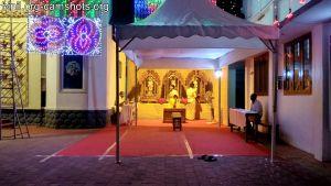 St. Mathews Church, Palakkal, Thrissur during Thirunal on 2nd Feb 2019