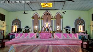 Sacred Heart Church, Nadathara, Thrissur Thirunal on 2nd Feb 2019