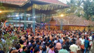 Anchery Kavu Bhadrakali Temple, Thrissur
