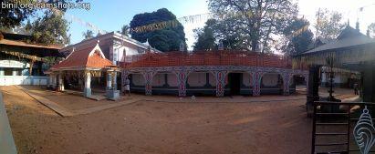Manalarkavu Devi Temple, Viyyur, Thrissur