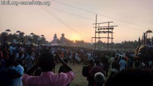 Sree Kuttiyankavu Bhagavathi Temple, Minalur, Thrissur