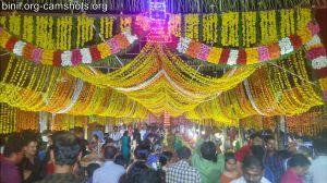 Shivaratri Festival at Vadakkunnathan Temple