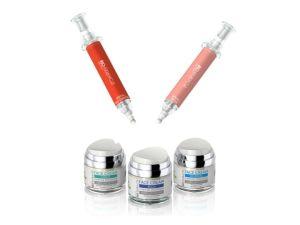 Anti-Oxidant Boost & Glow Boost & Bio-Extracts Creams