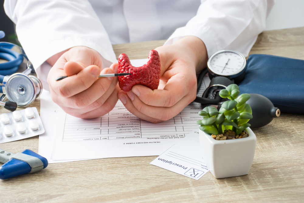 Despre glanda tiroida