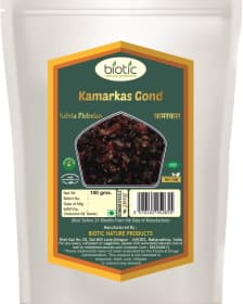 Kamarkas Gond / Palash Gondh - herbs for reshaping body after pregnancy and for younger skin and ayurvedic medicine for back pain after delivery